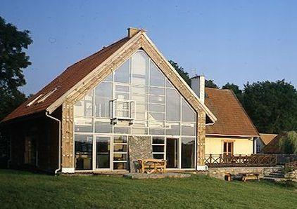 Znalezione obrazy dla zapytania dom ekologiczny