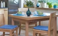 Stół w kuchni
