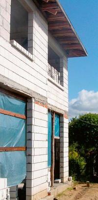 Ściany domu energooszczędnego