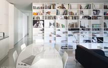 Białe aranżacje wnętrz. Zobacz ZDJĘCIA pokoi w kolorze białym