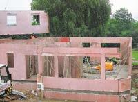 Ściany z prefabrykatów betonowych