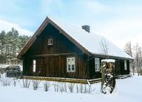 Wiejska chata przed remontem