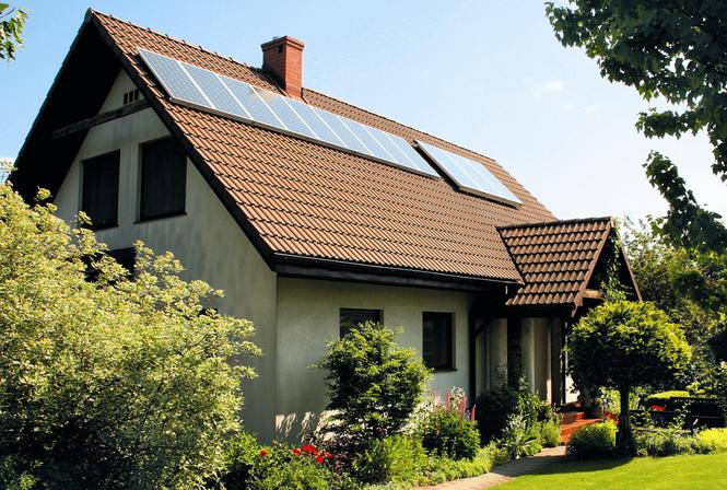 Ogrzewanie kolektorami słonecznymi
