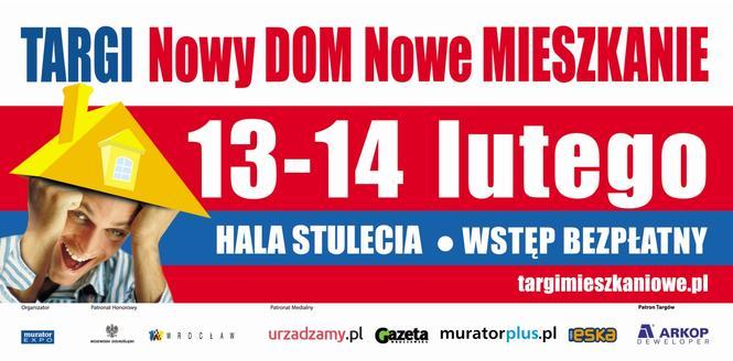 Targi Nowy dom Nowe Mieszkanie Wrocław
