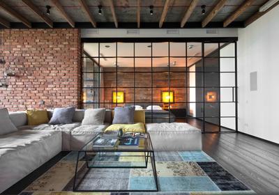 Echo rewolucji przemysłowej w Twoim mieszkaniu – przepis na styl industrialny