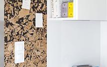 Korek na ścianie i podłodze: boazeria i wykładzina korkowa