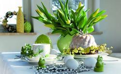 Wielkanoc. Dekoracja domu, modne kolory, trendy w wielkanocnych dekoracjach