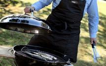 Pascal Brodnicki poleca: grillowany pstrąg z masłem z ikrą z łososia