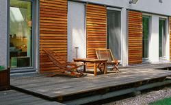 Tarasy drewniane. Zobacz najpiękniejsze zdjęcia tarasów