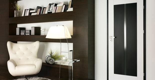 Wybierz drzwi wewnętrzne do domu lub mieszkania